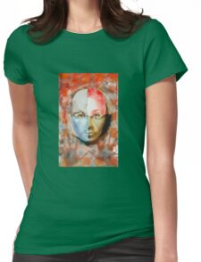 The passage fragment - he Womens Fitted T-Shirt