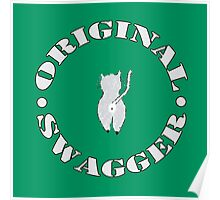 Original Swagger (Green) Poster