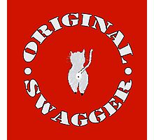 Original Swagger (Red) Photographic Print