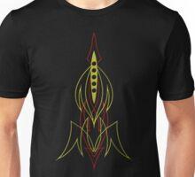 Pinstriping Unisex T-Shirt