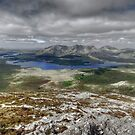 Lough Inagh Valley view by John Quinn