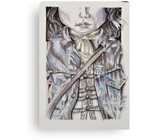 Levi's in history Canvas Print