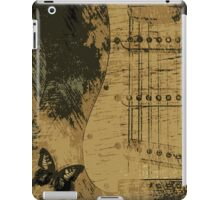 String Serenity iPad Case/Skin