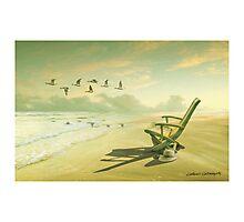 Paradise Photographic Print