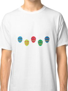 Robot Frenzy Classic T-Shirt