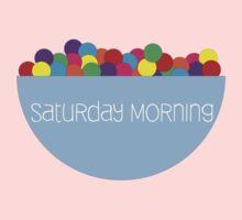 saturday morning Kids Tee