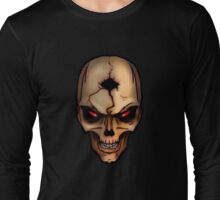 Head like a Hole Long Sleeve T-Shirt