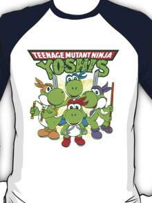 Teenage Mutant Ninja Yoshis T-Shirt
