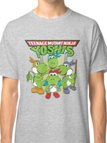 Teenage Mutant Ninja Yoshis Classic T-Shirt