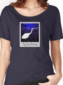 My First Portrait Women's Relaxed Fit T-Shirt