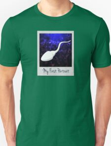 My First Portrait T-Shirt