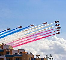 Reds Entry by Mark Farrugia