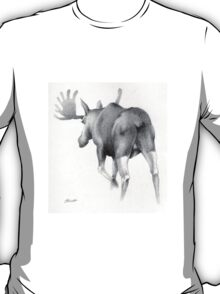 Moose Departing T-Shirt