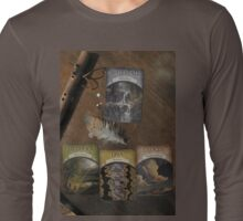 Sunday Mystical Musing Moments Long Sleeve T-Shirt