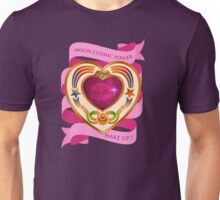 Sailor Moon - Moon Cosmic Power, Make Up ! Unisex T-Shirt