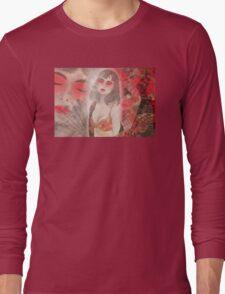 To tell you a geisha story... Long Sleeve T-Shirt