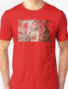 To tell you a geisha story... Unisex T-Shirt