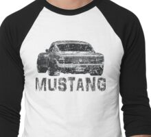 Mustang Muscle Car Men's Baseball ¾ T-Shirt