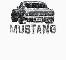 Mustang Muscle Car Men's Baseball ¾ T-Shirt