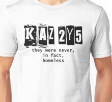 KAZ 2Y5 Unisex T-Shirt