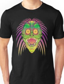 ghoul happy face Unisex T-Shirt