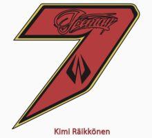 Kimi Raikkonen  Kids Tee