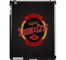 Team Eric iPad Case/Skin