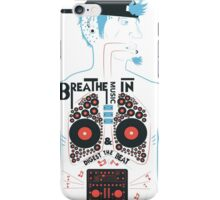 This is what your insides look like on music. iPhone Case/Skin