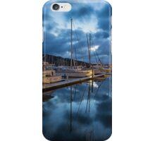 Early Morning Kettering Marina, Tasmania #2 iPhone Case/Skin
