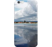 Town By The Water iPhone Case/Skin