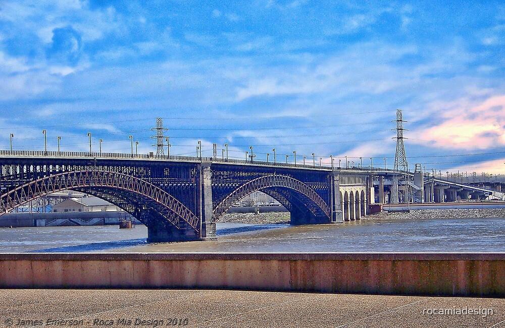 Bridge in Saint Louis by rocamiadesign