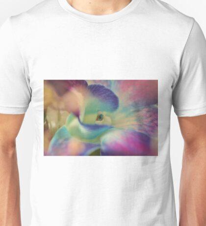 Purple Flower, As Is Unisex T-Shirt