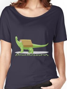 Bronthesaurus Women's Relaxed Fit T-Shirt