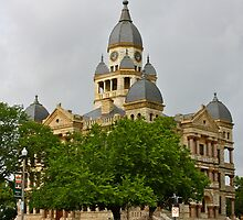 Courthouse on the square by Stacie Forest