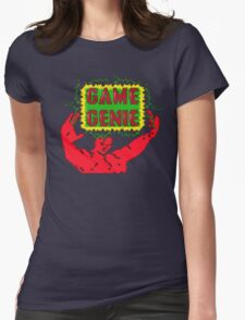 Game Genie Womens Fitted T-Shirt