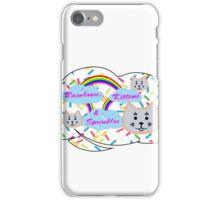 Rainbows, Kittens & Sprinkles iPhone Case/Skin