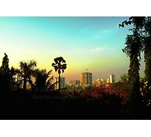 Malad Skyline (Mumbai, India) Photographic Print