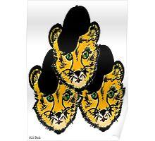OG Cheetah Poster