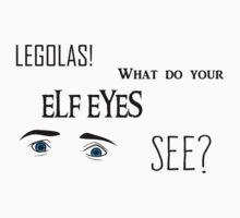 Elf Eyes by Chickadee65