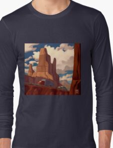 Red Rock Country Long Sleeve T-Shirt
