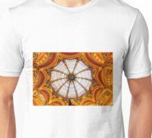 Galeries Lafayette, Paris Unisex T-Shirt