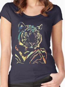 Prettiest Kitty Women's Fitted Scoop T-Shirt