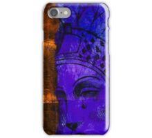 Blue-Mary iPhone Case/Skin