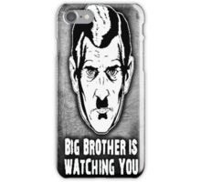 Big Brother Is Watching You iPhone Case/Skin