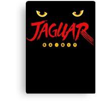 Atari Jaguar Retro Classic Canvas Print