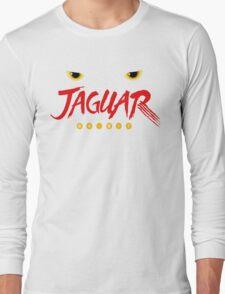 Atari Jaguar Retro Classic Long Sleeve T-Shirt