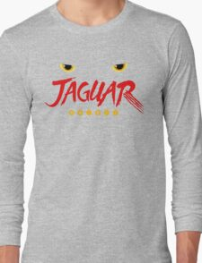 Atari Jaguar Retro Classic Long Sleeve T-Shirt