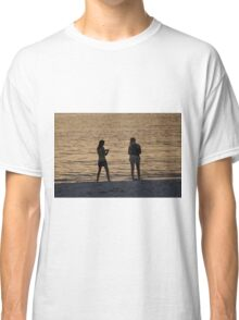 The Girls on the Beach, As Is Classic T-Shirt
