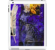 Blue Mary 2 iPad Case/Skin