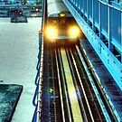 The Train by Kim McClain Gregal